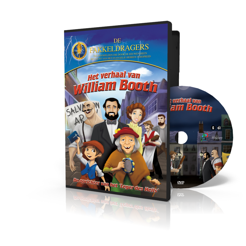 William Booth - Dvd