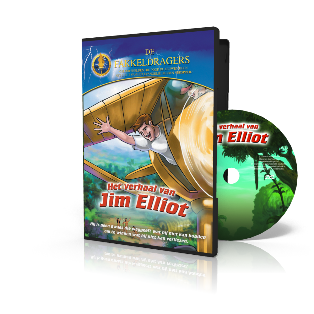 Jim Elliot - Dvd
